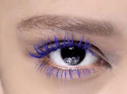 Mascara Colorati: le Tendenze per l'Autunno! - Fonte: donnamoderna.com