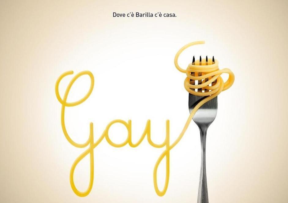 Barilla: lo spot di Gay Ingenui