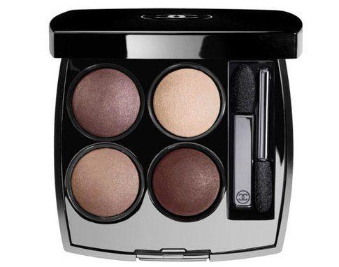 Make-up sui toni del beige: perfetto per l'autunno! Fonte: chanel.com