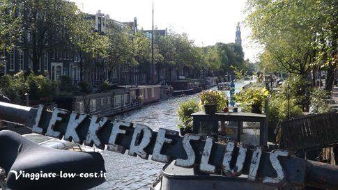 Amsterdam 10 attrazioni gratuite bigodino for Hotel vicino piazza dam amsterdam