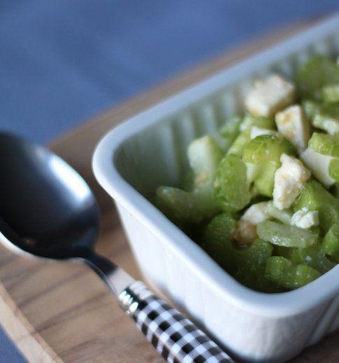 La ricetta dell'insalata bergera