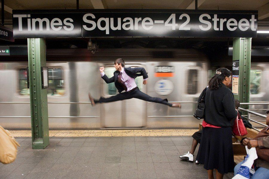 Dancers Among Us di Jordan Matter