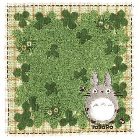 Mini asciugamano di Totoro