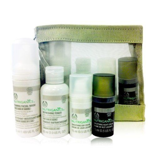 Travel Kit - The Body Shop