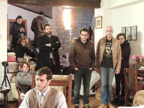 Sul set di Geekerz - foto Multiplayer.it