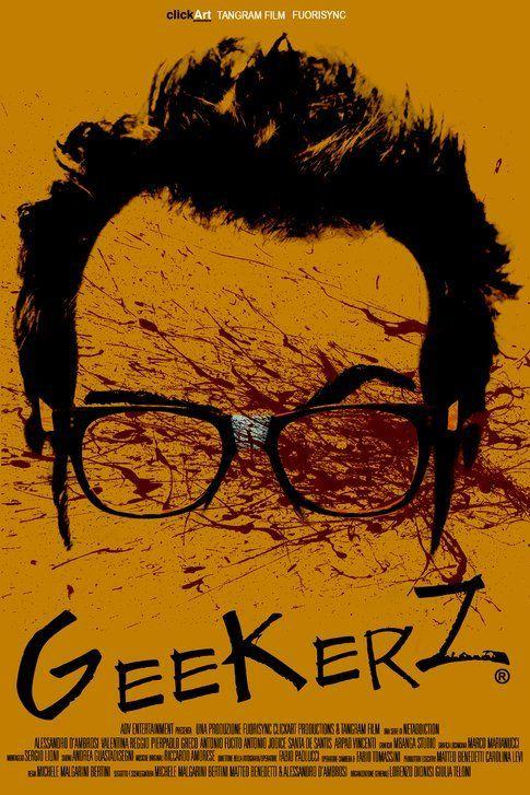 Locandina di Geekerz - foto Multiplayer.it