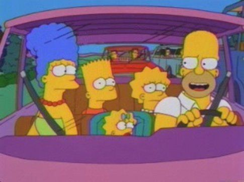 The Simpsons - foto da movieplayer.it