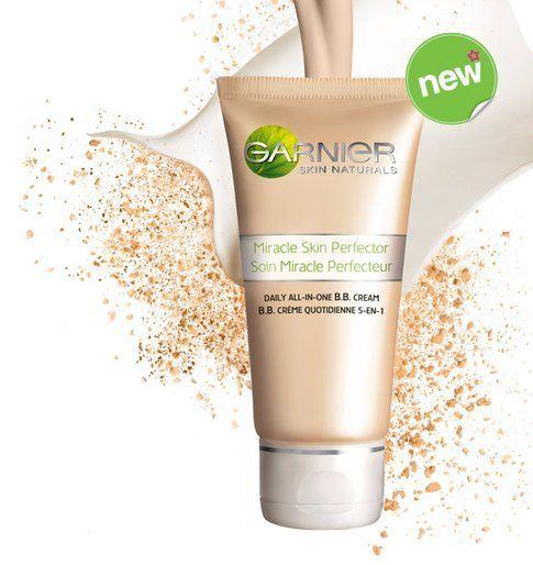 Make-up per la scuola: scopriamolo insieme! (Garnier BB Cream)- Fonte: granier.it