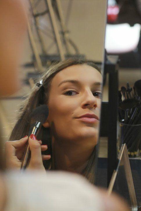 Make-up per la scuola: scopriamolo insieme! (io) - Fonte : styleandtrouble.com