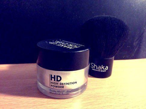 Make-up per la scuola: scopriamolo insieme!(MakeupForever HD Powder) - Fonte : styleandtrouble.com