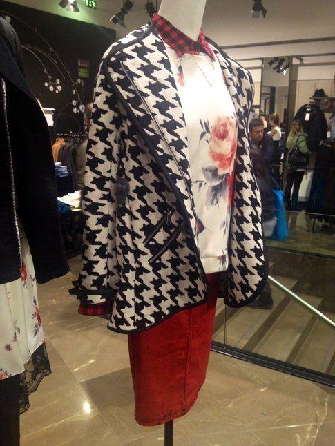 Cappottini in tessuto da Zara