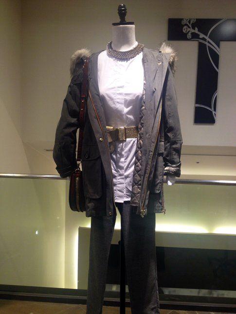 Outfit casual da Zara