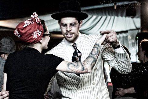 Swing'n Milan - immagine concessa da PAROLE & DINTORNI, ufficio stampa ufficiale del festival