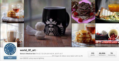 L'account Instagram di world_0f_art