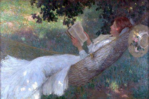 E Phillips Fox - A Love Story, 1903 - foto Wikimedia