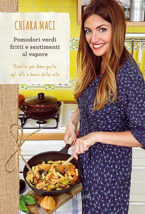 La copertina del libro di Chiara Maci