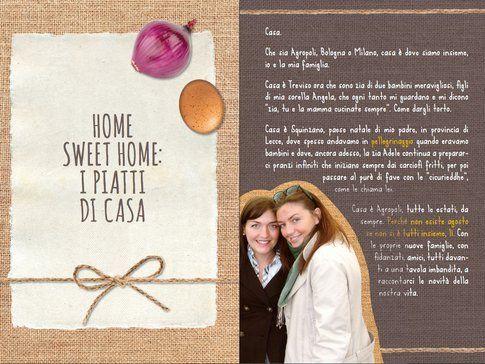 Un interno del nuovo libro di Chiara Maci