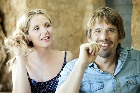 Una scena di Before midnight - foto da cartella stampa ufficiale film