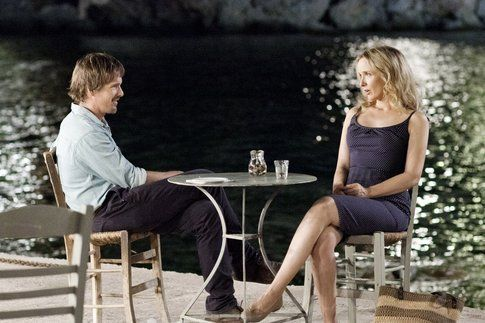 Una scena di Before midnight - immagine da cartella stampa ufficiale del film