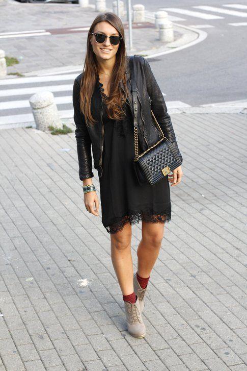 Abito-Sottoveste: come indossarlo e con cosa abbinarlo, la mia interpretazione- fonte: styleandtrouble.com
