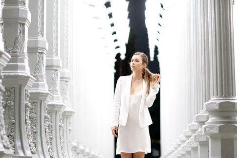 Abito-Sottoveste: come indossarlo e con cosa abbinarlo, - fonte: fashiontoast.com
