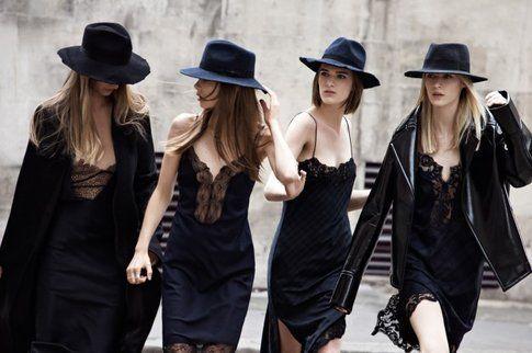 Abito-Sottoveste: come indossarlo e con cosa abbinarlo. Lookbook Zara, fonte: Zara.it