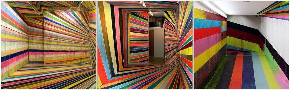 Markus Linnenbrink: Arte a tutto colore