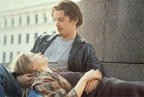 Una scena di Before sunrise - foto da movieplayer.it