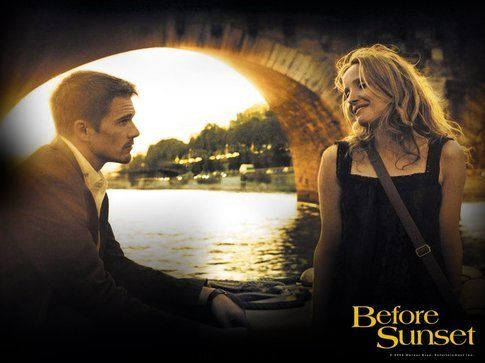 Una scena di Before sunset - foto da movieplayer.it