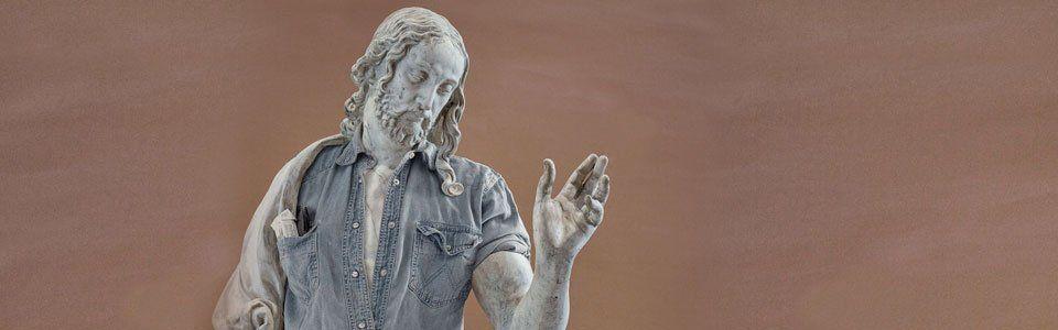 Hipster in Stone: l'insostenibile modernità della scultura classica