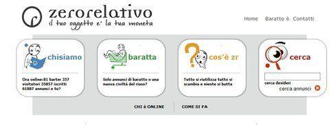 Baratto online. Fonte: zerorelativo.it