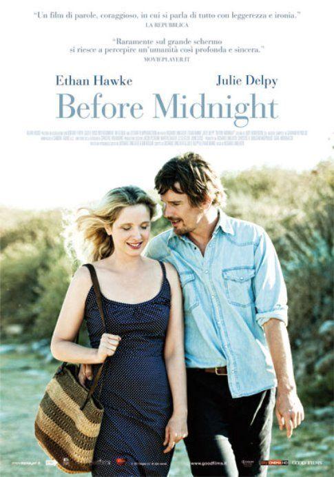 Locandina Before Midnight - foto da cartella stampa ufficiale del film