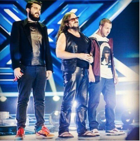 (APE ESCAPE) XFactor: i look promossi e bocciati della prima puntata - fonte: @xfactoritalia su Instagram