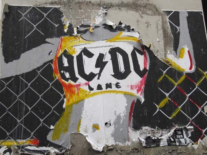 Street Art a Melbourne, Australia