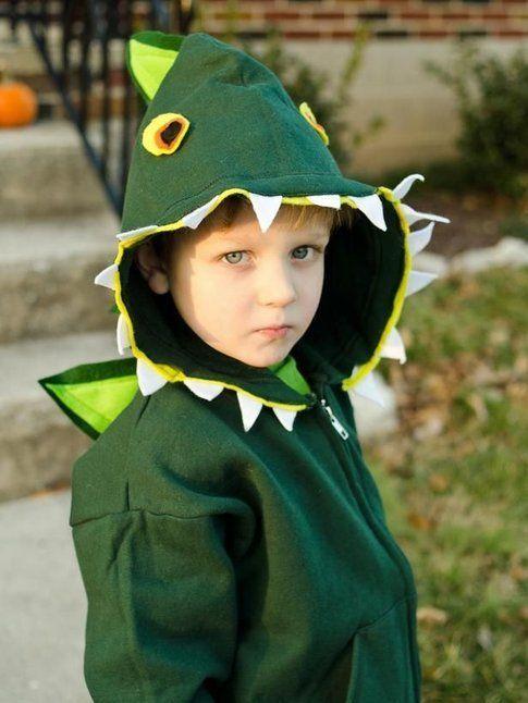 Halloween fai da te: idee dell'ultimo minuto per travestirsi - fonte: Pinterest