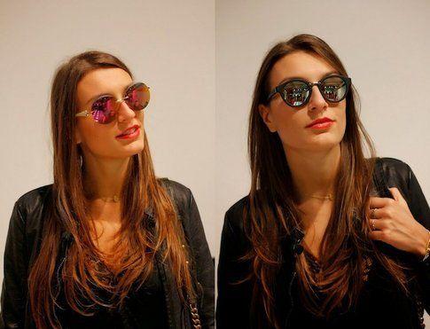 Occhiali da Sole: come abbinarli al rossetto  (Occhiali Paciotti Eyewear)- fonte. styleandtrouble.com