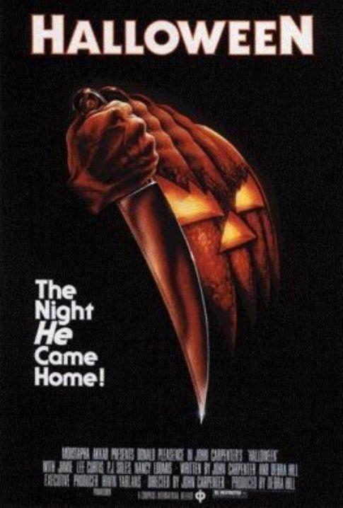 Locandina di Halloween – La notte delle Streghe; foto Movieplayer.it
