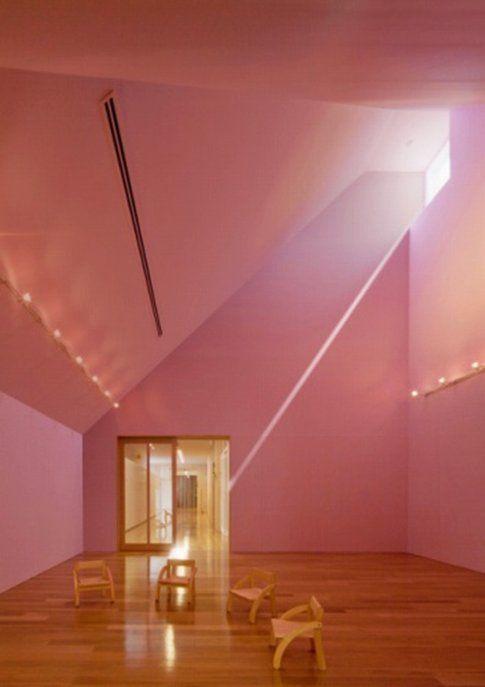 I colori caratterizzano spazi e funzioni