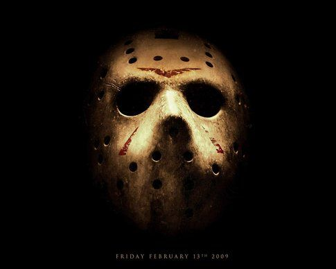 La maschera di Jason di Venerdì 13; foto Movieplayer.it