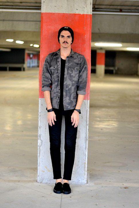 L'outfit di Simone Munari: Bigoconosciamolo!