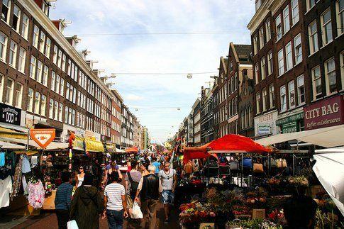 Amsterdam - Foto di Martin Kirchgessner via Flickr