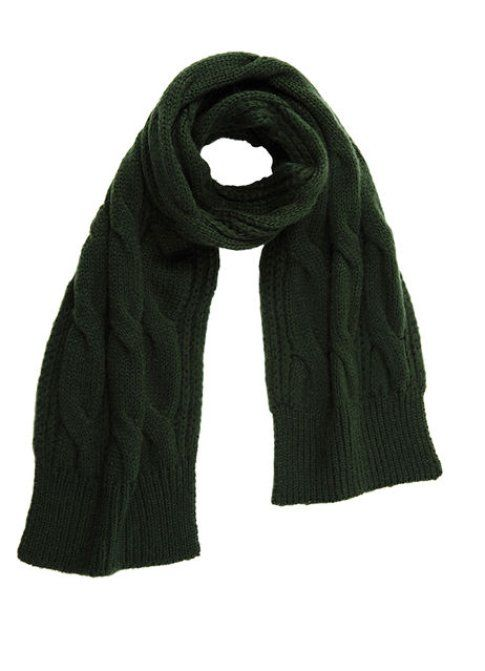sciarpa nera, lavand