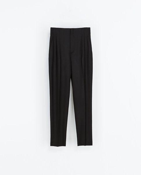 pantalone nero, Zara