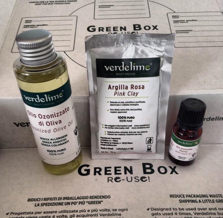 cosmetici verdelime prodotti naturali