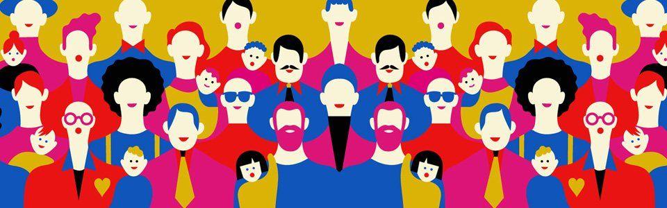 Le illustrazioni di Olimpia Zagnoli: tutta l'energia del colore