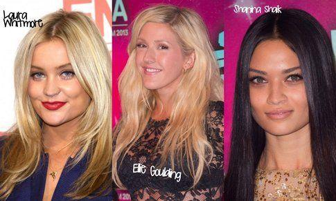 EMA 2013: Make-up TOP e FLOP - Fonte: Corbis Images