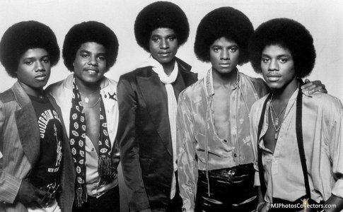 Jackson 5 - foto Fanpop.com