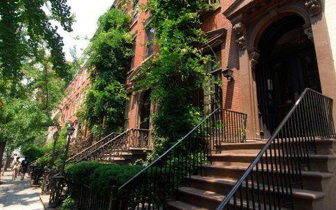 L'esterno di casa Jefferson - foto Stickboydaily.com