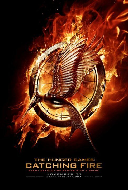 Locandina di Hunger Games: la ragazza di fuoco (Catching Fire) foto Movieplayer.it