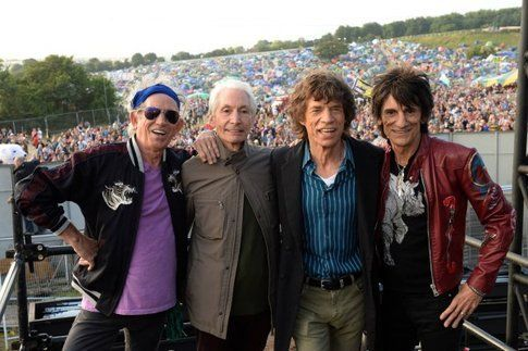 Rollings Stones - Foto sito ufficiale